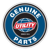 Large Magnet-Genuine Parts, 8.5 inches wide