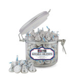 Kissable Creations Small Round Canister-Heavy Duty Parts Horizontal