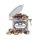 Snickers Satisfaction Small Round Canister-Heavy Duty Parts Horizontal