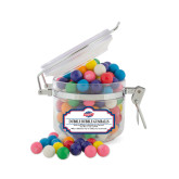 Dubble Bubble Gumballs Small Round Canister-Utility
