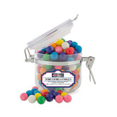 Dubble Bubble Gumballs Small Round Canister-Heavy Duty Parts Horizontal