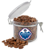Almond Bliss Round Canister-Genuine Parts