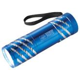 Astro Royal Flashlight-Heavy Duty Parts Horizontal Engraved