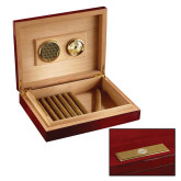 Rosewood Humidor-Utility Engraved