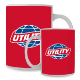 Full Color White Mug 15oz-Utility