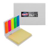 Micro Sticky Book-Heavy Duty Parts Horizontal