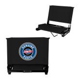 Stadium Chair Black-Genuine Parts