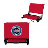 Stadium Chair Red-Genuine Parts
