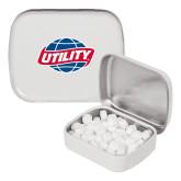White Rectangular Peppermint Tin-Utility
