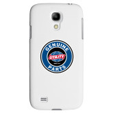 White Samsung Galaxy S4 Cover-Genuine Parts