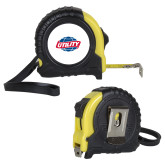 Journeyman Locking 10 Ft. Yellow Tape Measure-Utility