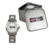Ladies Stainless Steel Fashion Watch-Heavy Duty Parts Horizontal