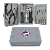Compact 26 Piece Deluxe Tool Kit-Utility