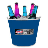 Metal Ice Bucket w/Neoprene Cover-Heavy Duty Parts Horizontal
