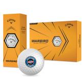 Callaway Warbird Golf Balls 12/pkg-Genuine Parts