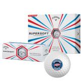 Callaway Supersoft Golf Balls 12/pkg-Genuine Parts