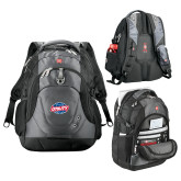Wenger Swiss Army Tech Charcoal Compu Backpack-Utility