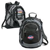 High Sierra Black Titan Day Pack-Utility