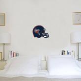 1 ft x 1 ft Fan WallSkinz-Football Helmet Decal