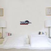 6 in x 1 ft Fan WallSkinz-UTSA Roadrunners w/ Head Flat