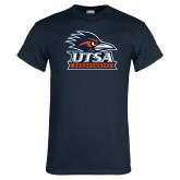 Navy T Shirt-Primary Logo