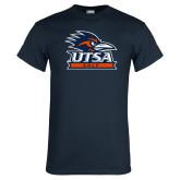 Navy T Shirt-Golf