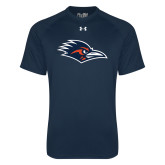 Under Armour Navy Tech Tee-Roadrunner Head