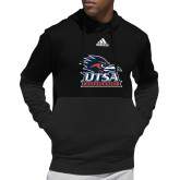 Adidas Black Team Issue Hoodie-Primary Logo