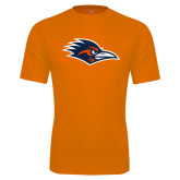 Performance Orange Tee-Roadrunner Head