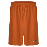 Performance Classic Orange 9 Inch Short-UTSA Roadrunners w/ Head Flat