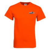 Orange T Shirt-UTSA Roadrunners w/ Head Flat