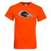 Orange T Shirt-Roadrunner Head