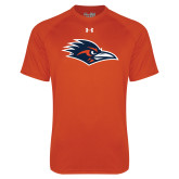 Under Armour Orange Tech Tee-Roadrunner Head