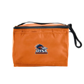 Six Pack Orange Cooler-Primary Logo