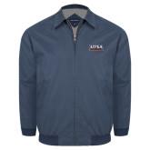 Navy Players Jacket-UTSA Roadrunners Stacked