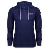 Adidas Climawarm Navy Team Issue Hoodie-UTSA Roadrunners w/ Head Flat