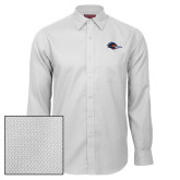 Red House White Diamond Dobby Long Sleeve Shirt-Roadrunner Head