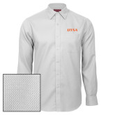 Red House White Diamond Dobby Long Sleeve Shirt-UTSA
