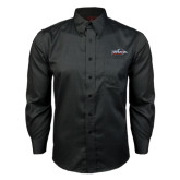Red House Black Long Sleeve Shirt-UTSA Roadrunners w/ Head Flat