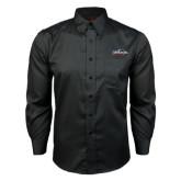 Red House Black Long Sleeve Shirt-UTSA Roadrunners w/ Head Flat