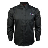 Red House Black Long Sleeve Shirt-Roadrunner Head