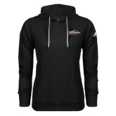 Adidas Climawarm Black Team Issue Hoodie-UTSA Roadrunners w/ Head Flat