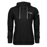 Adidas Climawarm Black Team Issue Hoodie-Roadrunner Head