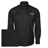 Red House Black Herringbone Long Sleeve Shirt-Primary Logo