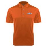 Orange Dry Mesh Polo-UTSA Roadrunners w/ Head Flat