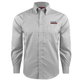 Red House Grey Plaid Long Sleeve Shirt-UTSA Roadrunners Stacked
