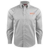 Red House Grey Plaid Long Sleeve Shirt-UTSA