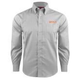 Red House Grey Plaid Long Sleeve Shirt-UTSA