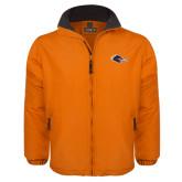 Orange Survivor Jacket-Roadrunner Head