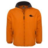 Orange Survivor Jacket-Roadrunner Head Tone